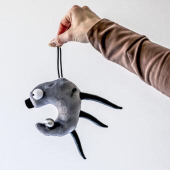 Интерьерная игрушка Техно-шипецка / Techno-Shipetska