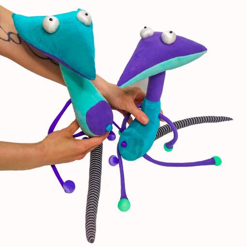 Интерьерная игрушка Крысолис / Krysolis