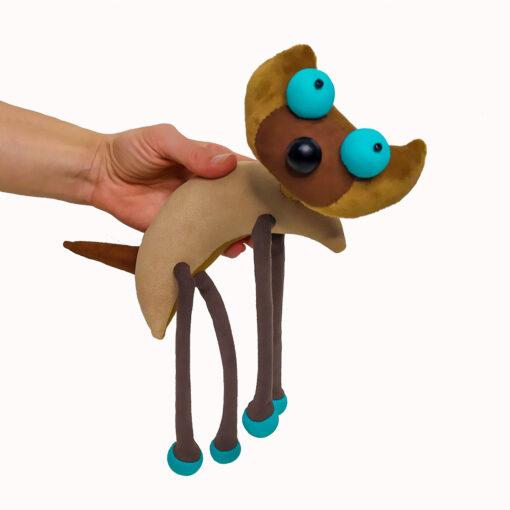Интерьерная игрушка Котик Сиам / Cat Siam