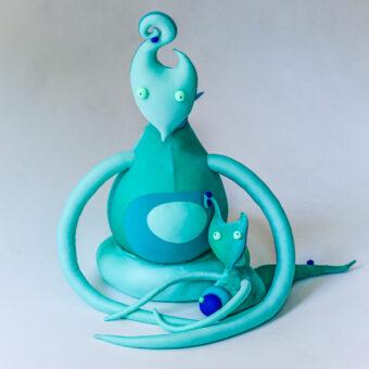 Интерьерная игрушка Окситоцины / Oxytocins