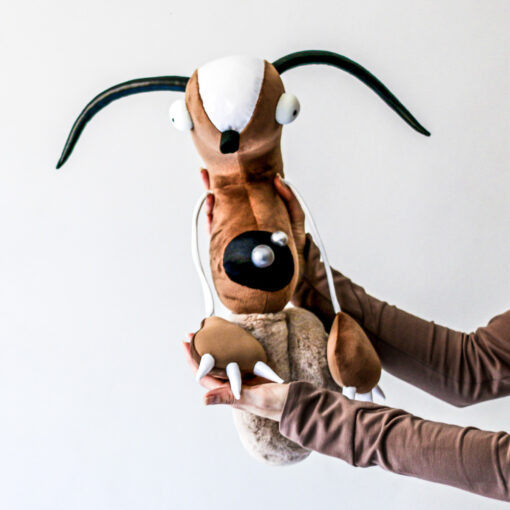 Интерьерная игрушка Шпоня / Shponya