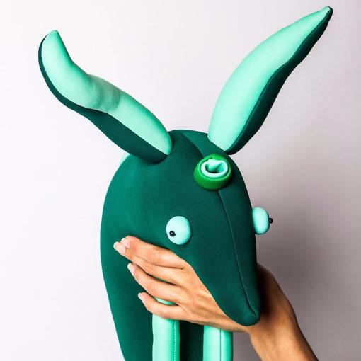 Green Big Ear