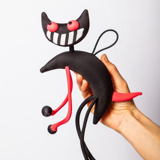 Techno-cat